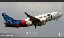 Baru Terbang, Sriwijaya Air Rute Jakarta – Pontianak Hilang Kontak