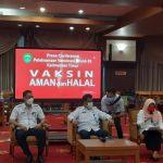 Tahapan Vaksinasi Covid-19 di Kalimantan Timur, TNI/Polri Masuk Tahap II