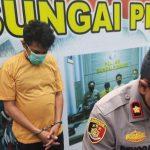 Momen Wartawan Dibikin Geleng Kepala Omongan Tersangka Curanmor di Samarinda