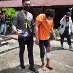 Ditangkap di Loa Ipuh, Maling 5 Motor di Samarinda Ditembak