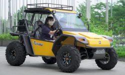 Fin Komodo, Kendaraan Multiguna Buatan Cimahi