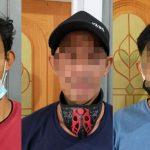 Polsek Talisayan Ringkus Tersangka Pencuri Kelapa Sawit