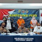 Polda Metro Jaya Bekuk Pasutri Tipu Pengusaha Sebesar Rp39 Miliar