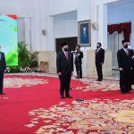 Presiden Harap Dewas LPI Dapat Kepercayaan Dari Dalam dan Luar Negeri