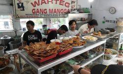 Terdampak Covid-19, Kurang dari Separuh Pedagang Warteg di Jakarta Pulang Kampung
