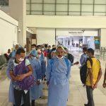 Kemlu dan KBRI New Dehi Berhasil Pulangkan 28 Nelayan Asal Aceh