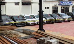 Kapolres: Kehilangan Mobil, Silakan Cek di Mapolres Kubar