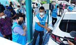 Erick Thohir Tegaskan Kesiapan Indonesia Jadi Pemain Utama Industri Mobil Listrik