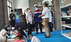 Pertamina Bikin Program Pojok Baca Buat Dukung Samarinda jadi Kota Cerdas