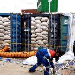252,67 Ton Bungkil Sawit Kaltim Senilai Rp410,3 Juta Pasok Pasar Cina
