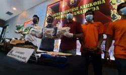Kasus 3 Kg di Samarinda, Bukti di Dalam Lapas Masih Bisa Bisnis Sabu