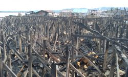 Pemkab Nunukan Larang Warga Membangun di Lokasi Eks Kebakaran Inhutani