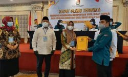 Sri Juniarsih-Gamalis Ditetapkan sebagai Bupati dan Wakil Bupati Berau Terpilih 2021-2024