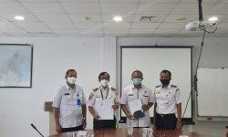 Teken Komitmen, Bandara APT Pranoto – BNNK Samarinda Kerjasama Cegah Narkoba
