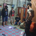Gondrong Ditangkap di Marangkayu, Sabunya Beli di Samarinda
