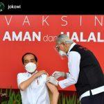 Vaksinasi Covid-19 Serentak di Samarinda & Kutai Kartanegara Besok, Lainnya Menyusul