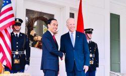 Presiden Jokowi Sampaikan Ucapan Selamat Atas Pelantikan Joe Biden & Kamala Harris