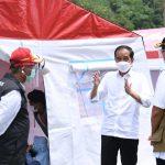 Presiden Pastikan Bantuan bagi Warga Terdampak Gempa Sulbar