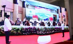 Presiden Dorong Kemitraan UMKM – Usaha Besar Beri Kontribusi Pertumbuhan Ekonomi