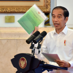 Presiden Jokowi Serahkan 2.929 SK Perhutanan Sosial se-Indonesia