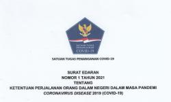 Ini Ketentuan Perjalanan Dalam Negeri pada 9-25 Januari 2021