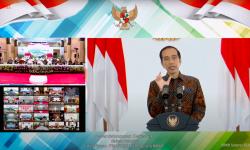 Presiden Harap UMKM Naik Kelas Melalui Kemitraan dengan Usaha Besar