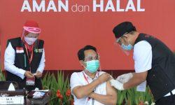 PB IDI: Vaksinasi Covid-19 Untuk Bentuk Kekebalan Tubuh