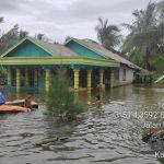 Tujuh Kabupaten dan Kota Terdampak Banjir di Kalimantan Selatan