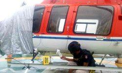 TNI-Polri Kejar Pelaku Penembakan Helikopter di Timika