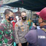 Kebakaran Pasar Citra Mas Loktuan, 500 Petak Hangus