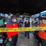 Kebakaran Jalan Gelatik, Kalak BPBD Kaltara Nyatakan Prihatin
