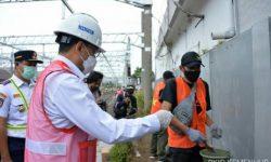 Program Padat Karya Sektor Perkeretaapian di Jateng Serap 39 Ribu Tenaga Kerja