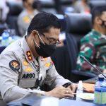 TNI-Polri Dirikan 13.175 Posko Terpadu COVID-19 di 17.680 Kelurahan
