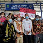 Malaysia Pulangkan 8 WNI Asal Sebuku yang Melanggar Batas Perairan
