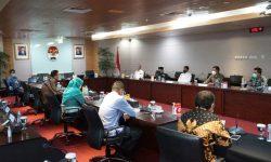 Pimpinan KPK Ingatkan Gubernur Kaltara untuk Mewujudkan Pemerintahan yang Baik