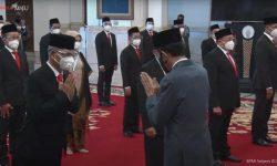 Presiden Jokowi Lantik Anggota Dewan Pengawas & Direksi BPJS Kesehatan & BPJS Ketenagakerjaan