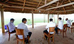 Presiden Jokowi: Lumbung Pangan di Sumba Tengah Diperluas Hingga 10.000 Hektare