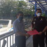 Kejari Nunukan Kembalikan Barang Bukti Kasus Korupsi Kapal Tasbara ke Pemkab