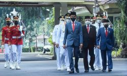 Komitmen Gubernur Sumbar, Kepri, dan Bengkulu untuk Penanganan COVID-19 dan Pulihkan Ekonomi