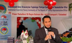 Komunitas Eksportir Muda Indonesia Buka Toko Produk Indonesia di Turki