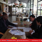 Perusahaan Indonesia Pasok Traktor Tangan di Namibia