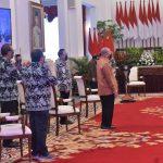 Presiden Apresiasi Peran Pers Di Masa Pandemi COVID-19