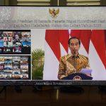 Enam Arahan Presiden Jokowi dalam Rakornas Pengendalian Karhutla Tahun 2021