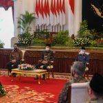 Inilah Empat Pesan Presiden Jokowi untuk Bank Syariah Indonesia