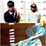 Di Loktuan Bontang, Polisi Tangkap Dua Pengedar Sabu