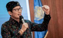 Sandiaga Uno Ajak Pengusaha Investasi di KEK Likupang, Sulawesi Utara