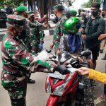 TNI-Polri Bakal Tegakkan Protokol Kesehatan di Kaltim Sampai ke Level RT