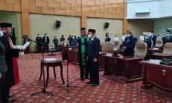 Saleh Resmi Sebagai Wakil Ketua I DPRD Nunukan