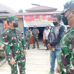Cek Implementasi Instruksi Presiden Soal Penanganan Covid-19, Jenderal TNI Ini ke Kutim