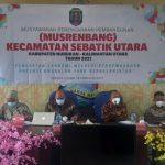 Di Musrenbang, Anggota DPRD Nunukan Ini Minta Pemkab Perhatikan Usulan Masyarakat